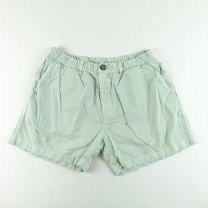 Chubbies Men Elastic Waist Cotton Shorts A3607